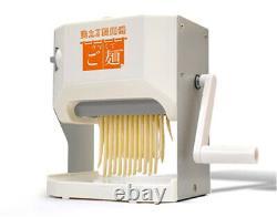 Versos washable pasta making machine ramen noodle maker udon soba home made