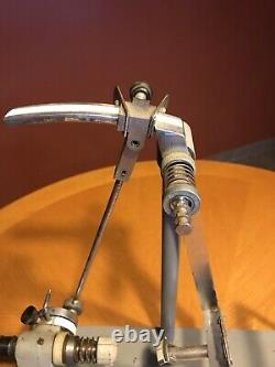 Vintage 3M Sasheen S-71 Bow Making Machine Heavy Duty Hand Crank Ribbon Maker