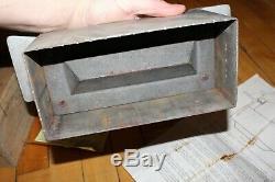 Vintage Improved Hand Brick-Making Machine The McGuire Brick Maker