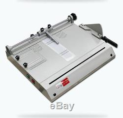 110v A4 Taille Hard Cover Case Maker Bureau Hardback Machine De Fabrication