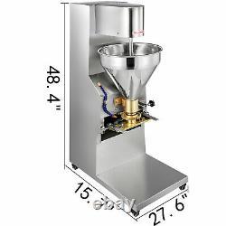 110v Commerciale Électrique Vertical Meatball Maker Faire 1.1kw Machine