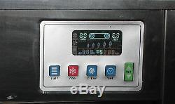 110v Us 18l / H 3 Saveur Fabricant De Crème Glacée Molle Machine À Crème Glacée Slq-818t