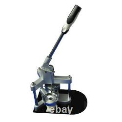 1-3/4 (44mm) Machine De Fabrication D'insigne Rond En Aluminium Pour La Fabrication De Boutons D'insigne Bricolage