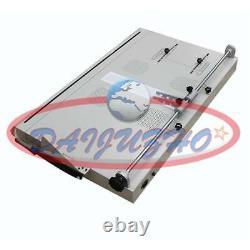1pc Pro A3 Hard Cover Case Maker Bureau Livre Relié Hardbound Making Machine