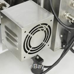 220 V 3 Sets Moule De La Machine Commercial Automatique Donut Machine De Fabrication, Grand Réservoir D'huile