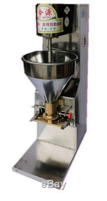 220 V Machine De Fabrication Automatique En Acier Inoxydable Meatball Boeuf Meatball Maker GB