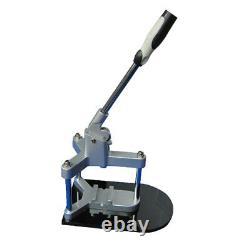 2-1/5 (56mm) Machine Ronde De Fabricant D'insigne D'aluminium Pour Faire Des Boutons D'insigne De Diy