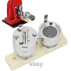 32mm Button Maker Mold Bricolage Badge Making Machine Die Mould Remplacement Le