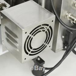 3 Sets Mould 220 V Commercial Automatique Beignes Machine De Fabrication, Grand Réservoir D'huile