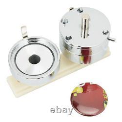 58mm Badge Making Mold Aluminium Die Mold Button Maker Pièces Diy Badge Machine