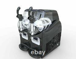 5l Nouveau 2 Réservoir Surgelé Boisson Slush Slushy Making Machine Juice Smoothie Maker