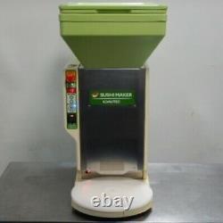 Asm410 Audio Technica Nigiri Maker Sushi Rice Making Machine Autec Testé 100v