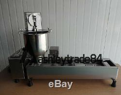 Automatique En Acier Inoxydable Mini Beignes Donut Machine De Fabrication De 220 V / 110 V