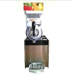 Boisson Commerciale 1 Réservoir Congelé Slush Slushy Faire Machine Smoothie Maker