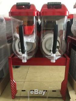 Boissons Glacées Faisant La Machine Margarita Machine Glace De Machine À Glaçons À Barbotine