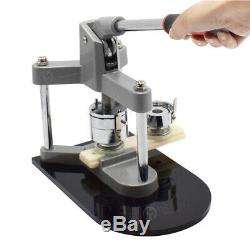 Bouton Badge Maker Triangular Machine De Fabrication 25/32/37/56 / 58mm Creative Art Pin