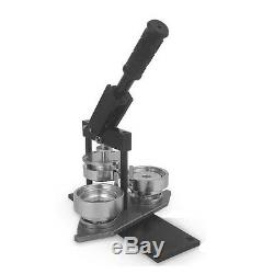 Bouton Bricolage Epingle Faire Machine + 55mm Moule Badge Maker Machine