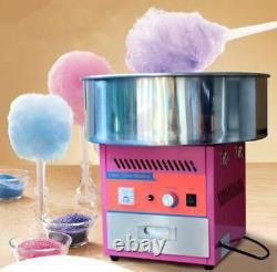 Ce Electric Commercial Floss Faire 220v Bonbons Maker Coton Machine À Sucre
