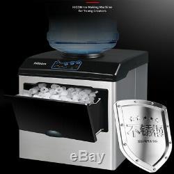 Ce Machine De Fabrication De Glace Commerciale Machine À Glaçons Cube Maker Livraison Gratuite