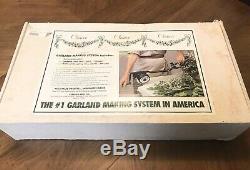 Classico Garland System Making Couronne Maker Machine Cordon Fil De Pdsf 395 $
