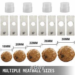 Commercial Electric Meatball Maker Machine De Fabrication De Porc Poisson Boeuf Meatball Maker