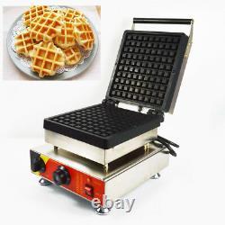 Commercial Non-bâton Gaufrier Électrique De Fer Baker Machine Pour Faire Waffle
