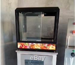 Cône Pizza Fabrication Maker Cône Pizza Commerciale Machine Machine De Formation De Boulanger