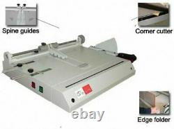 Couverture Dure Faisant Machine Case Maker A4 Taille Hardback Hardbound Maker