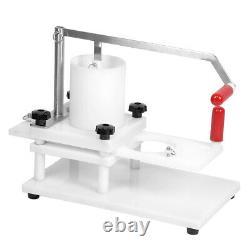 Cuisine Manuel Hamburger Press Moulage Patty Maker Moule Making Machine Home Use