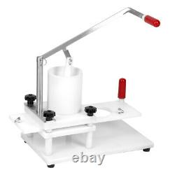 Cuisine Manuel Hamburger Press Moulage Patty Maker Moule Making Machine Supplies