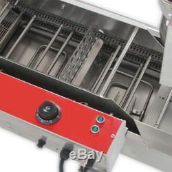 Donut Automatique Commercial Fryer Maker Machine De Fabrication Donut Robot 110v / 220v Fda