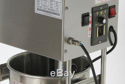 Électrique 15l Commercial Espagnol Auto Churros Maker Baker Machine De Fabrication 110/220 V