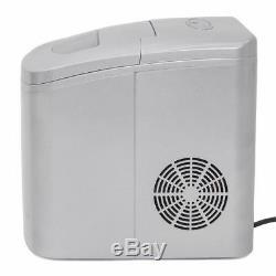 Électrique Petite Table Portable Countertop Ice Cube Maker Machine De Fabrication