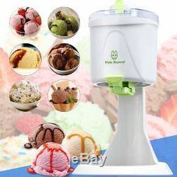 Électrique Sundae Machine De Fabrication Automatique Mini Diy Fruit Icecream Maker