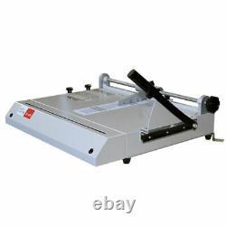 Etats-unis Pro A4 Taille Hard Cover Case Maker Portable Hardback Hardbound Making Machine