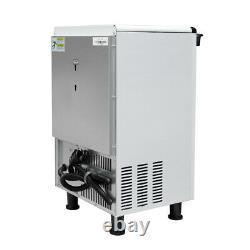 Etl Commercial Cube Machine À Glaçons, Machine À Fabriquer Des Glaçons, Milktea Shop Ice Maker