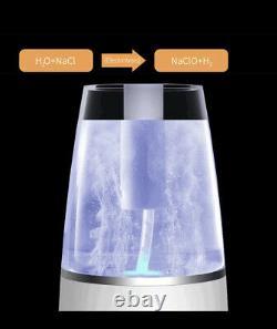 Fabricant De Désinfectant D'eau Générateur Électrolytique Liquide Making Machine Air Spray