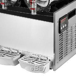 Frozen 45l Commercial Réservoir Boisson Slush Slushy Making Machine Smoothie Machine À Glaçons