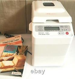 Hitachi Hb-b201 Machine Automatique De Fabricant De Pain De Boulangerie À La Maison - Fait Le Riz Et La Confiture