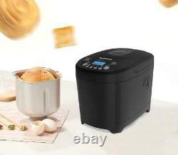 Hometronix Fast Bake Digital Bread Maker Machine De Fabrication Dure Avec 12 Programmes
