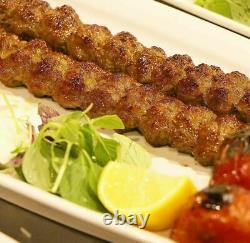 Koubideh Kebab Making Machine Adana Kabob Fabricant