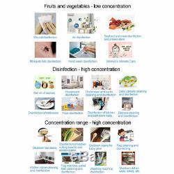 L'acide Hypochloreux Eau Machine De Fabrication De Désinfection Stérilisante Maker Générateur