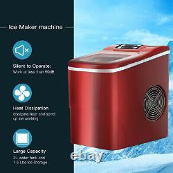 Machine À Glaçons Électrique Machine À Glaçons Automatique Ménage Faire Boutique De Thé Au Lait