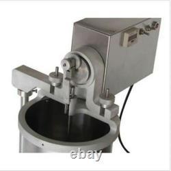 Machine Automatique Commerciale De Fabrication De Donut, Réservoir D'huile Plus Large, Moule De 3 Ensembles