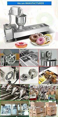Machine De Donuts, Machine De Fabrication De Donuts, Machine De Donut Automatique