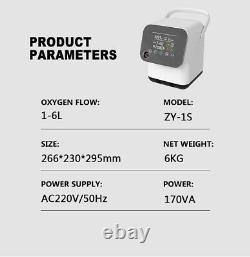 Machine De Fabrication D'oxygène, Machine À Oxygène Portable Domestique, Fabricant D'oxygène Pour Adultes