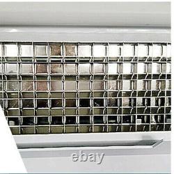 Machine De Fabrication De Glace Rapide Commerciale 110v 60hz 430w High Efficient Nouveau