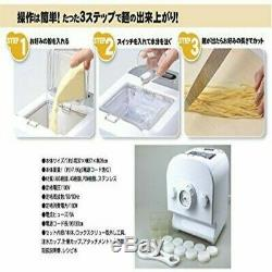 Machine De Fabrication De Nouilles Maker Wgpm883wh Pâtes Ramen Soba Sarrasin 4562280108839