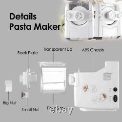 Machine Électrique De Fabricant De Pâtes, Fabrication Multifonctionnelle Automatique De Nouilles De Ménage