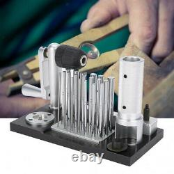 Machine Manuelle De Fabricant De Saut Avec 20 Outils De Fabrication